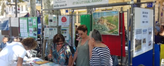 08/09/18 : Forum des associations à Narbonne