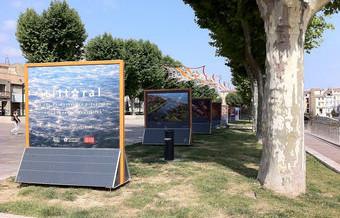 Jusqu'au 23/08 à Narbonne, exposition du Conservatoire du littoral : 40 ans de préservation du littoral en France