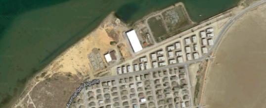 07/04 : Projet de Marina 21 à Gruissan,  participation d'ECCLA à l'E.P.