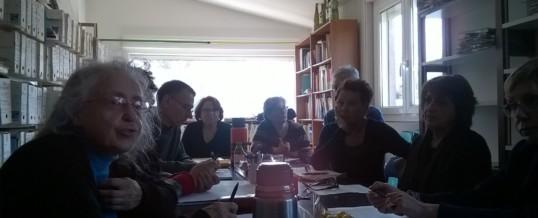 le 12/03/16 : Assemblée Générale d'ECCLA